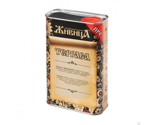 Масло 'Терраса' для деревянной поверхности